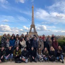 Pilgerfahrt Paris